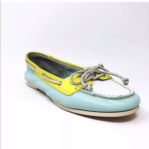 "Sperry Top-Siders Woman's 8M Leather ""K-12"" CH196"